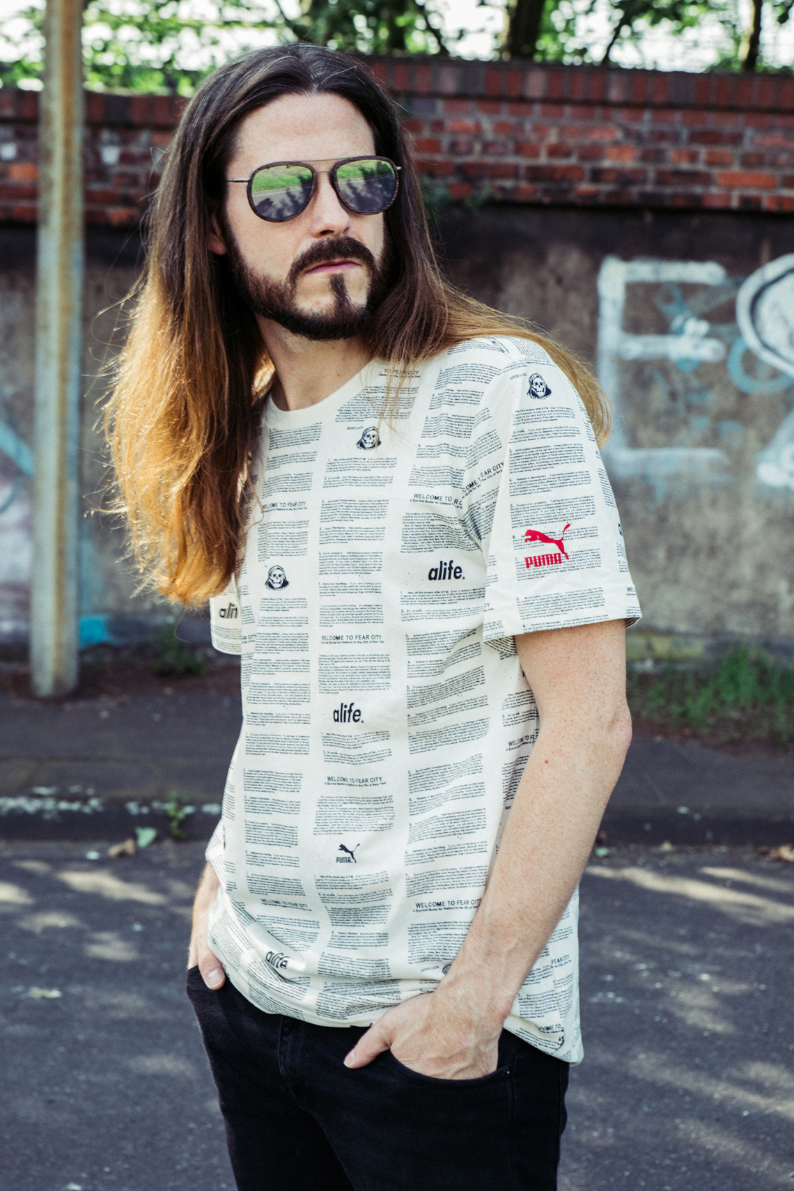 Kaisers-neue-Kleider-Männermode-Fashionblog-Puma-Sportswear-Denim-Kerbholz-Sonnenbrille