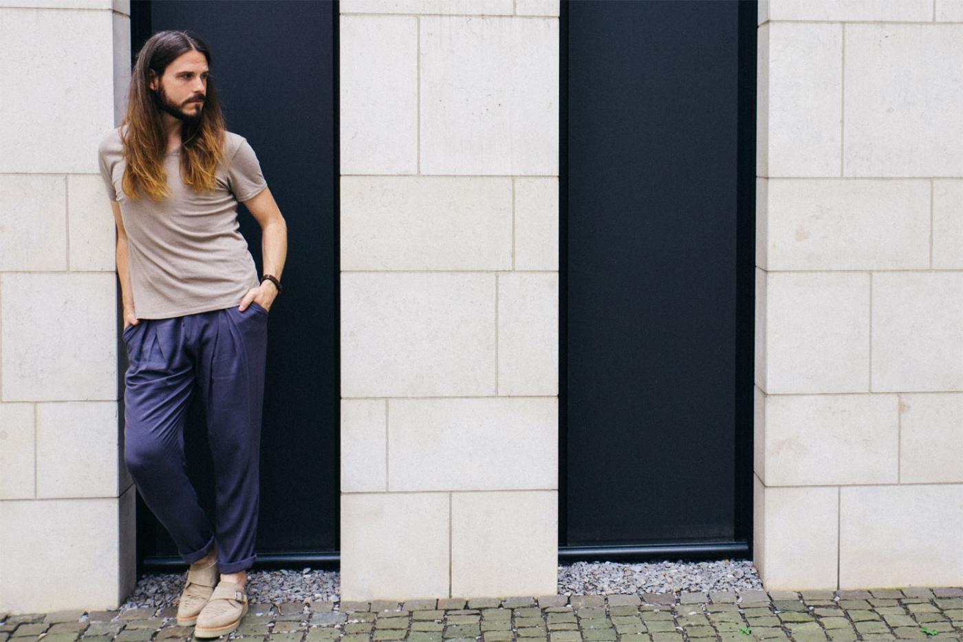 Kaisers Neue Kleider Modeblog Malefashion Outfit Sanfte Farben