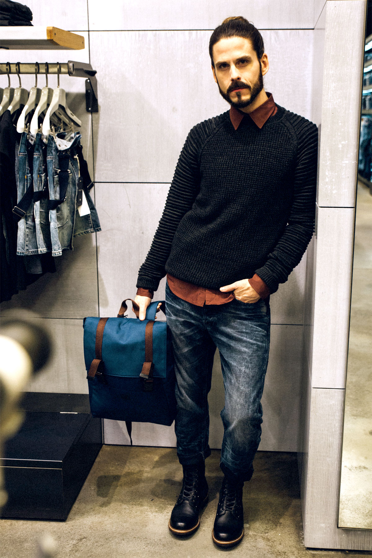 editorial-g-star-raw-kollektion-jeans-boots-jacke-malefashion-maennermodeblog
