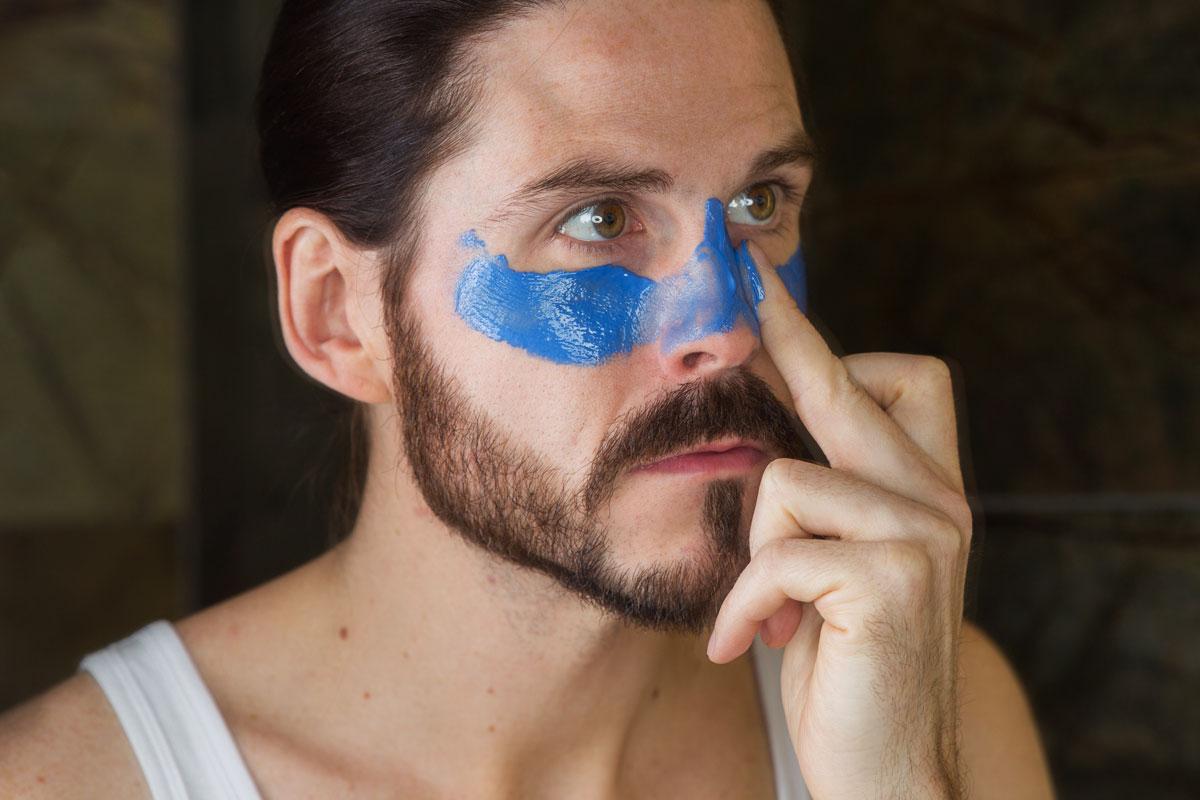 beauty-gesichtsmaske-lab-series-tonerde-kosmetik-fuer-maennerhaut