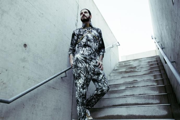 Malefashion-Influencer-Noetia-Berlin-Modedesign-Marmol-Schmuck-Unisex