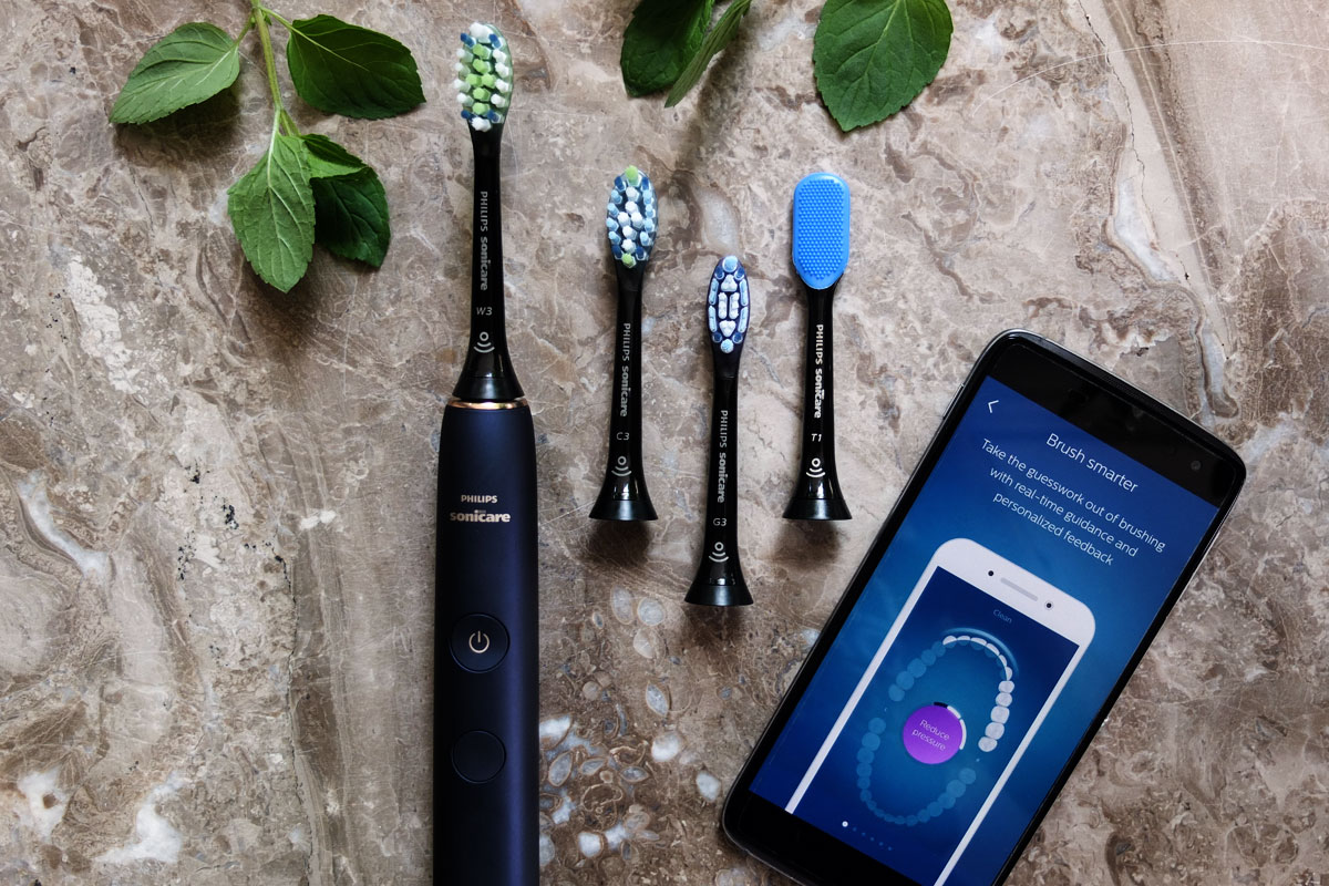 Beauty-Philips-Sonicare-DiamondClean-Smart-Zahnbuerste-App-Mundhygiene