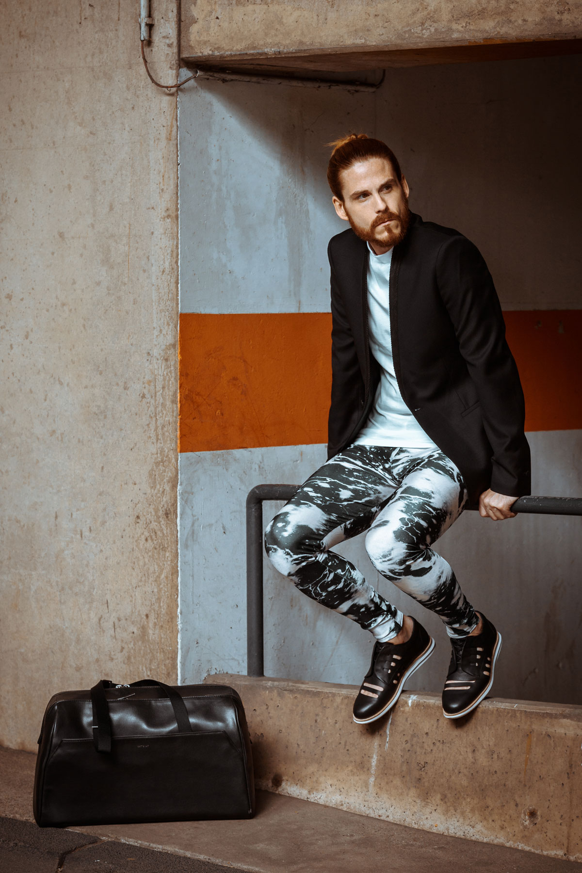 Kapow-Meggings-Malefashion-Style-Sakko-Maennermodeblog-Trend-Model