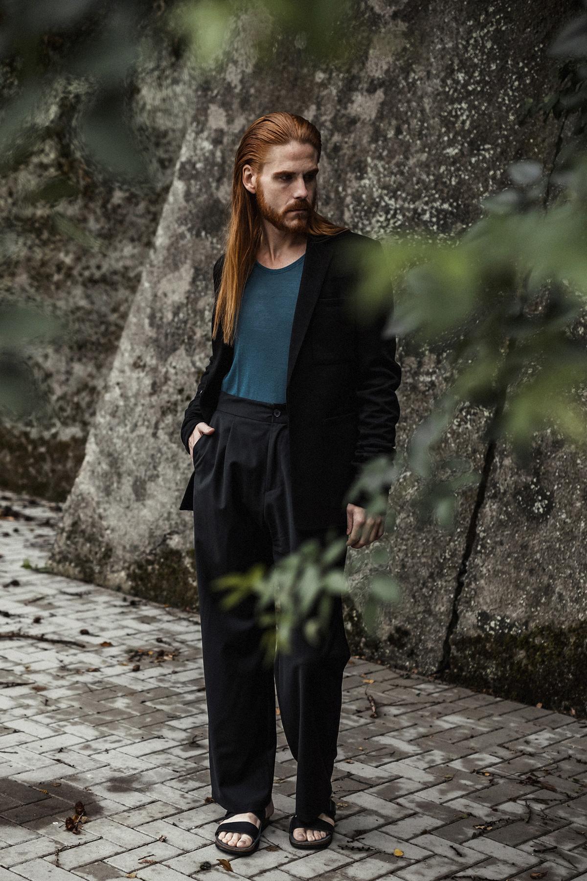 Modeblog-Malefashion-Modetrend-Sakko-Stoffhose-Herbst-Sandalen-Elegante-Kombination