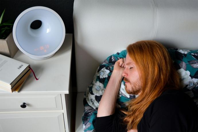 Philips-Wake-up-Light-Test-Wecker-Lifestyle-Einschlafhilfe-Influencer