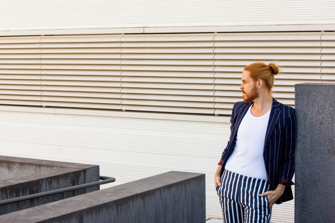 Sommeroutfit-Malefashion-Sakko-Trend-Malemodel-Ginger-Style